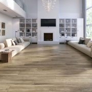 Wood Effect Floor Tiles @ BJ Mullen