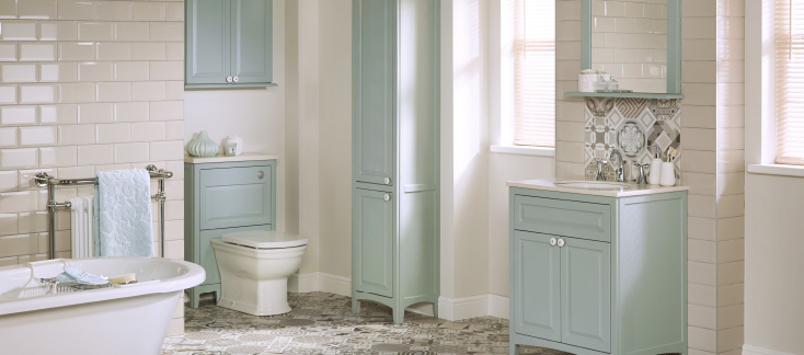 Bathroom Tiles Ireland bathroom furniture @ bj mullen - vanity units & storage