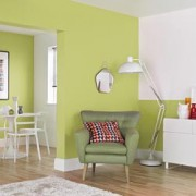 Chartreuse Mix Crown Paint