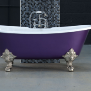 Cast Iron Baths @ BJ Mullen