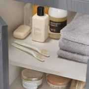 Bathroom Storage @ BJ Mullen