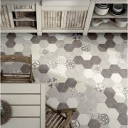 Hexagonal Tiles@ BJ Mullen