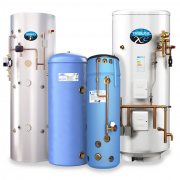 Hot Water Cylinders @ BJ Mullen