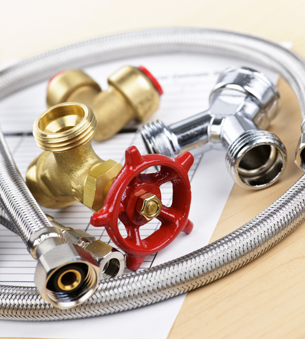 Plumbing Supplies @ BJ Mullen. Quality Products
