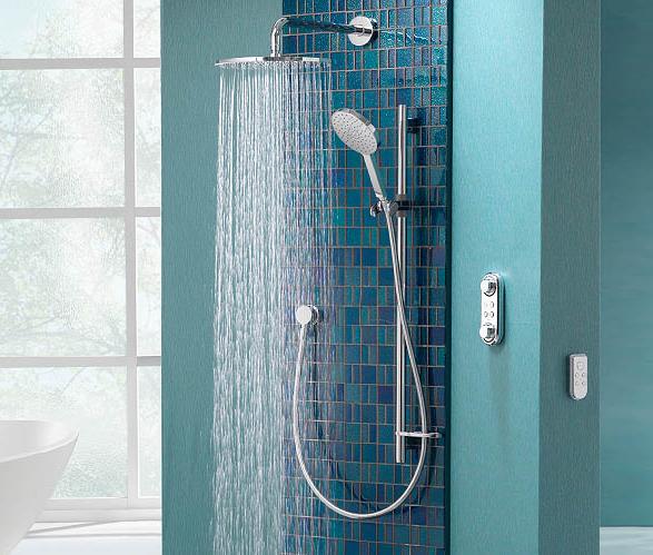 Shower Systems @ BJ Mullen - Mira, Triton, Hansgrohe