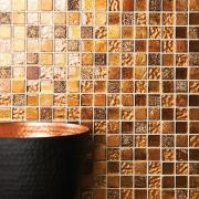 Copper Mosaics