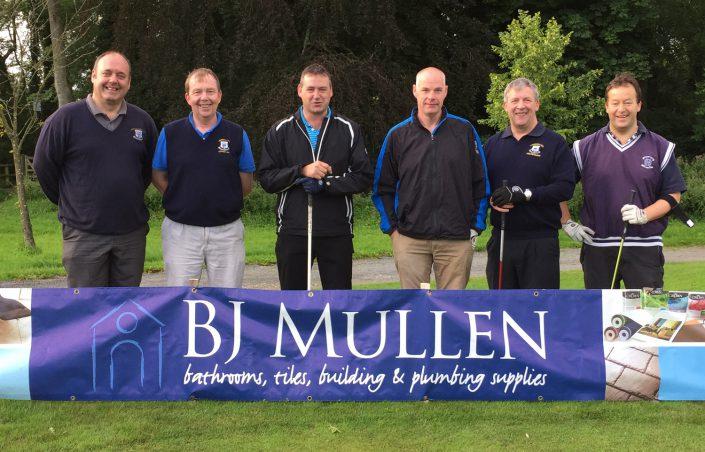 BJ Mullen Golf Classic