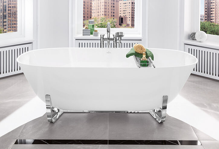 villeroy and boch anteus bath