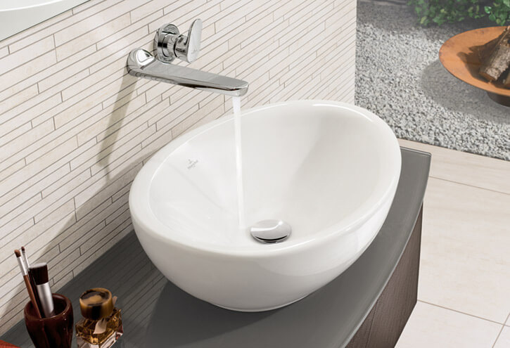 villeroy and boch aveo sink