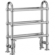 Oakham Heated Towel Rail