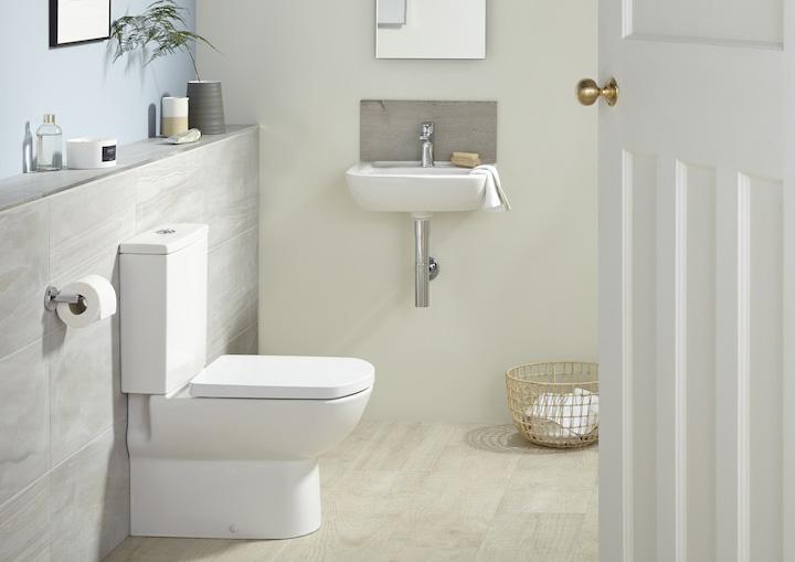 Roca Aire Bathroom