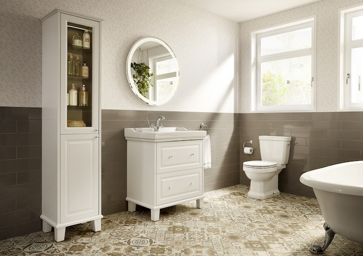 Roca Carmen Bathroom