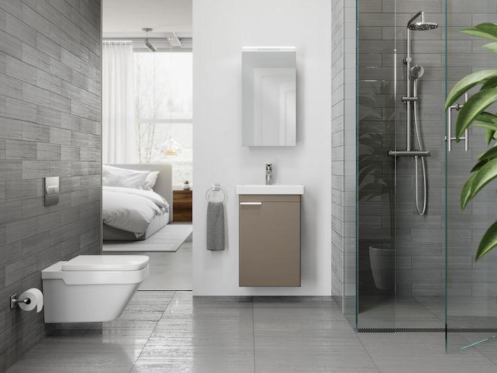 Roca Dama N Bathroom