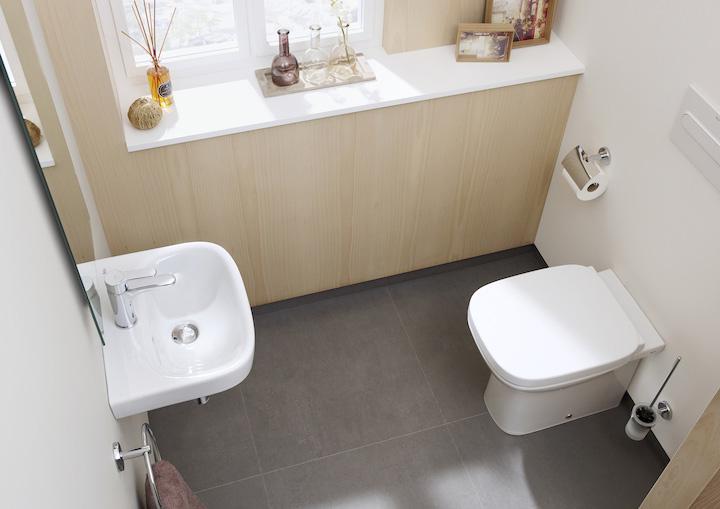 Roca Deba Bathroom