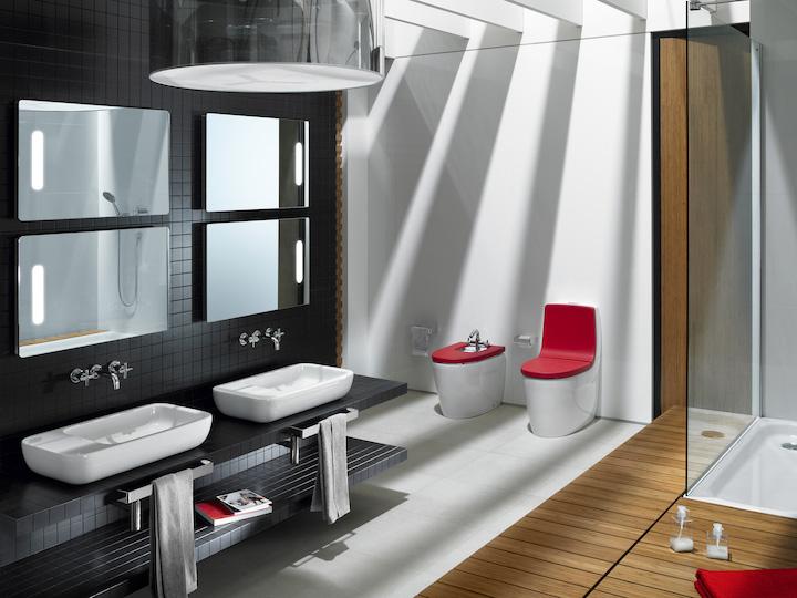 Roca Khroma Bathroom