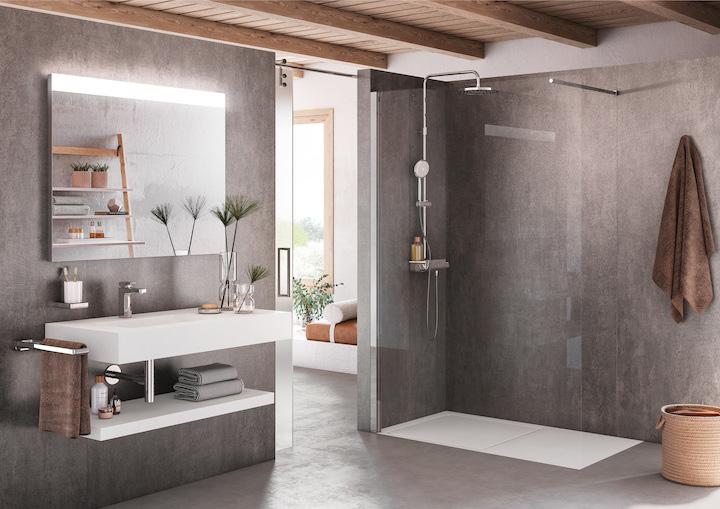 Roca Lander Bathroom
