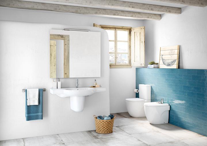 Roca Meridian N Bathroom