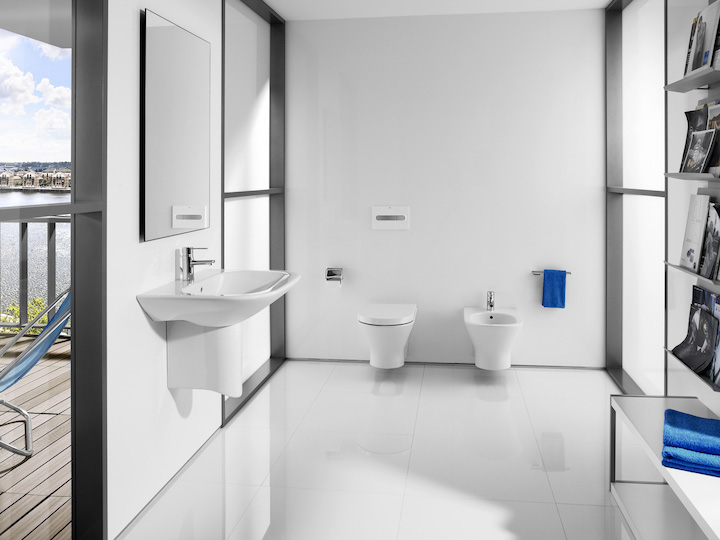 Roca Nexo Bathroom