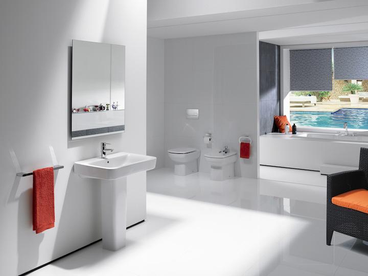 Roca Senso Bathroom