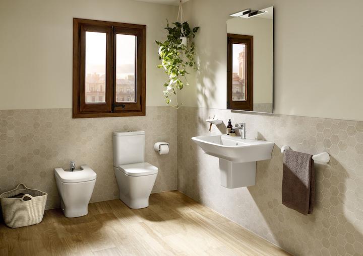 Roca The Gap Bathroom