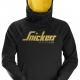 Snickers Black Logo Hoodie @ BJ Mullen